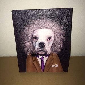 Einstein Picture frame